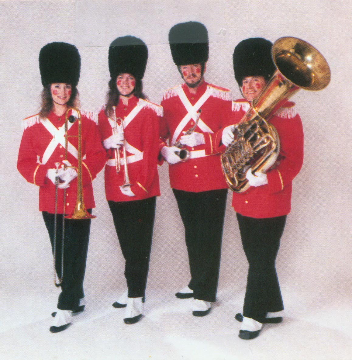 Toy Soldier Band