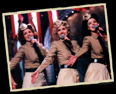 Andrew Sisters Show