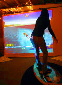 Surfing Indoors