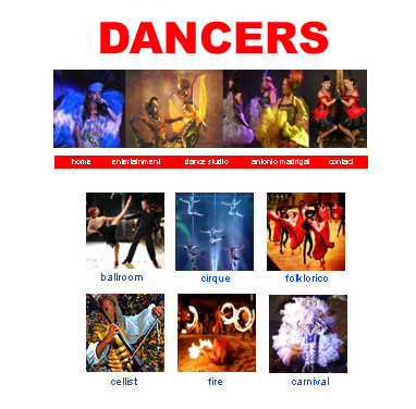 Dancer Catalog